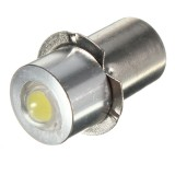 P13.5S PR2 1W White Led Light Bulbs High Brightness 6000K 100lm DC3V