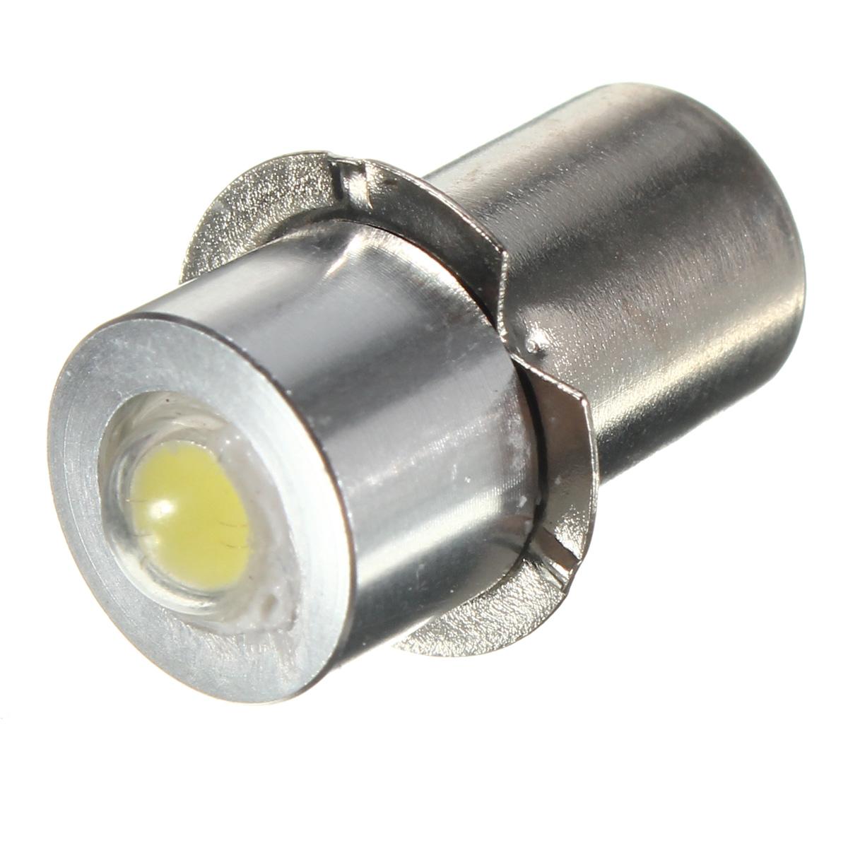P13.5S PR2 1W White Led Light Bulbs High Brightness 6000K ...