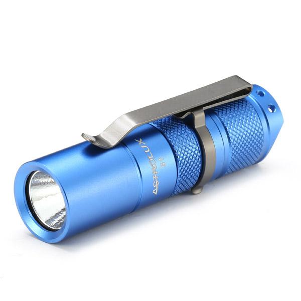 Astrolux S1 XPL LED 18350//18650 1600LM 7//4 modes Extension Tube   NS3