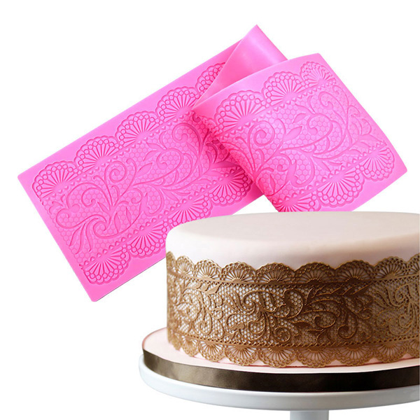 Wedding Cake Lace Molds Uk