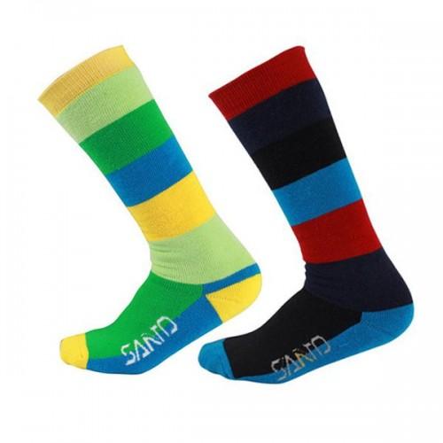 Women Ski Hiking Socks Winter Warm Long Socks Outdoor Snowboarding Cycling Socks