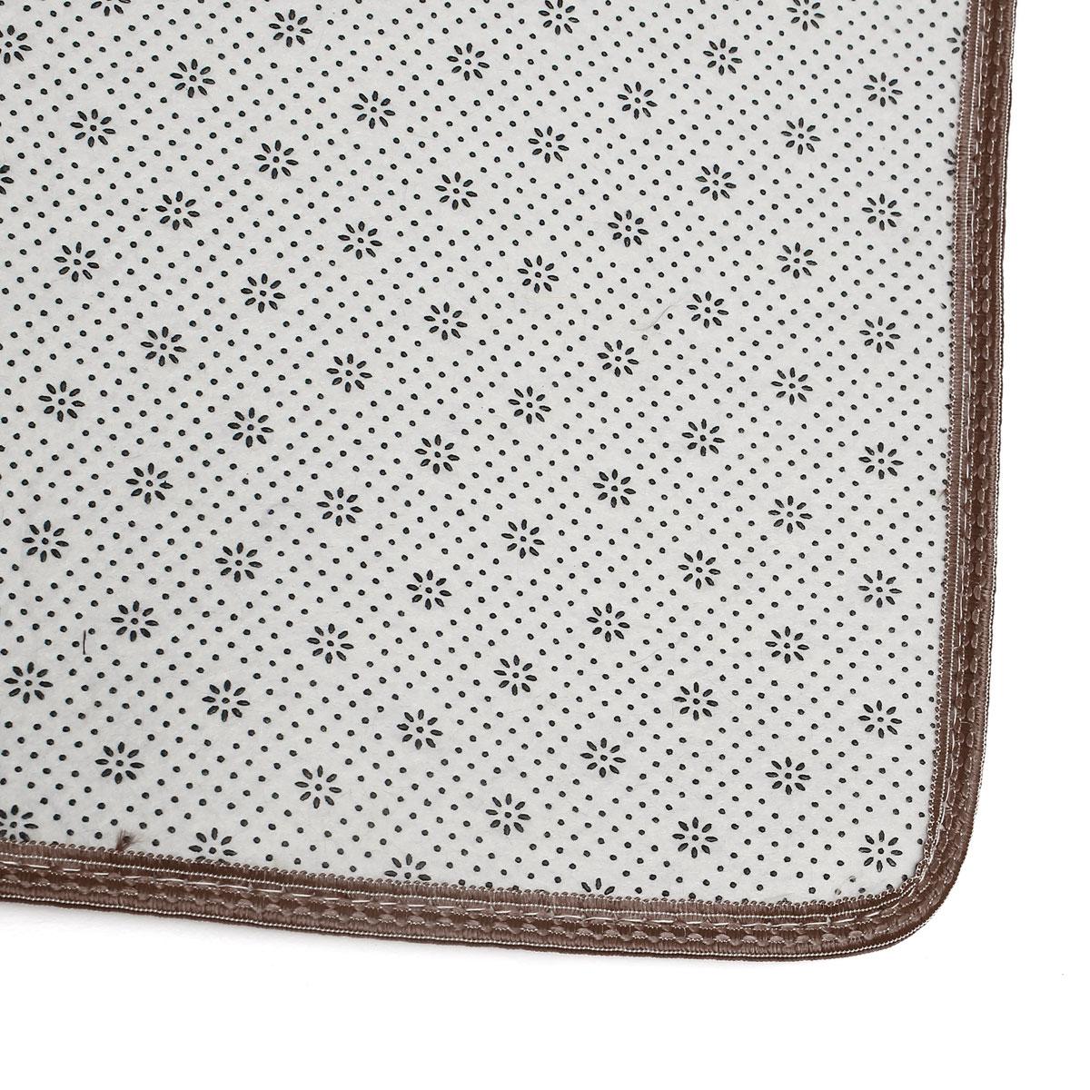 90x160cm Bedroom Fluffy Floor Carpet Mat Soft Shaggy Blanket Non Slip Living Room Rug