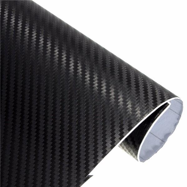 3d Carbon Fiber Vinyl Car Wrap Sheet Roll Film Sticker