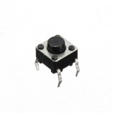 2000pcs Mini Micro Momentary Tactile Tact Switch Push Button DIP P4