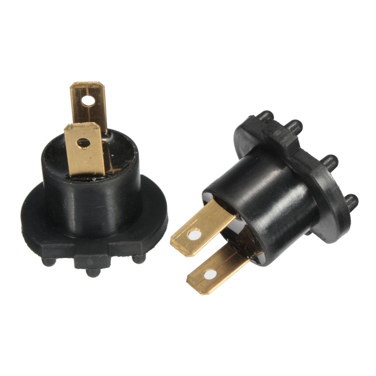 Mazda 6 Headlamp Socket : Pair headlight socket holder for dorman bulb mazda