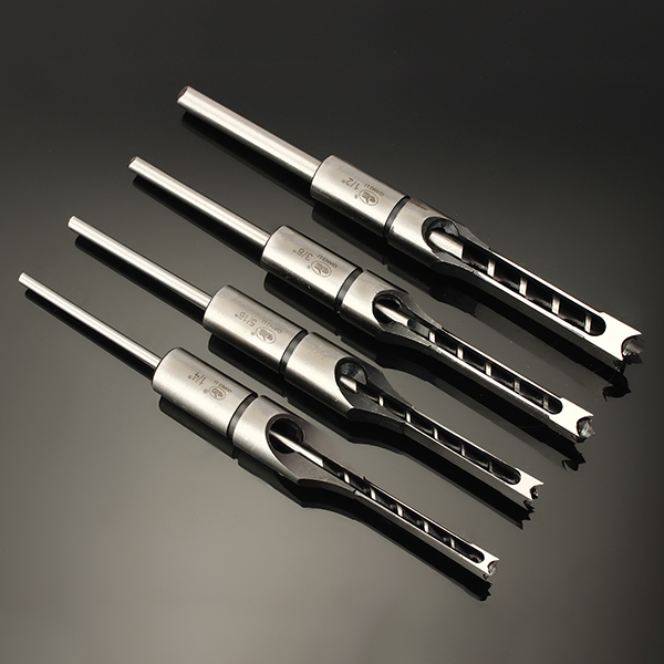 6 35/7 94/9 5/12 7mm Woodworking Square Hole Drill Bit