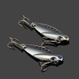 11g 5cm VIB Swimbait Fish Lure Metal Hard Lure Bait with fishing Hook