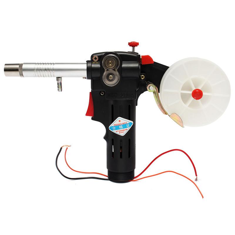 Pro DC 24V NBC-200A Miller MIG Spool Gun Pull Feeder Aluminum Welding Torch Hot