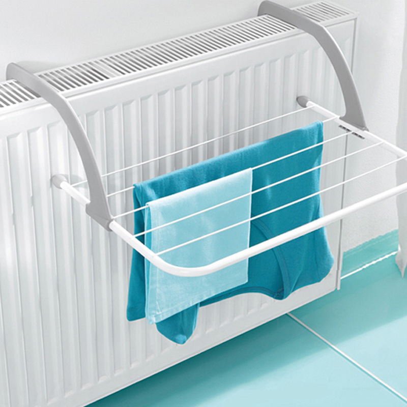 Multifunction Foldable Outdoor Clothes Drying Rack