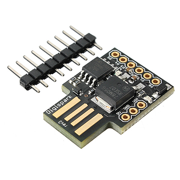 Digispark kickstarter micro usb development board for