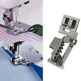 Household Sewing Machine Bias Tape Binder Metal Presser Foot Accessories For Brother Singer Janome