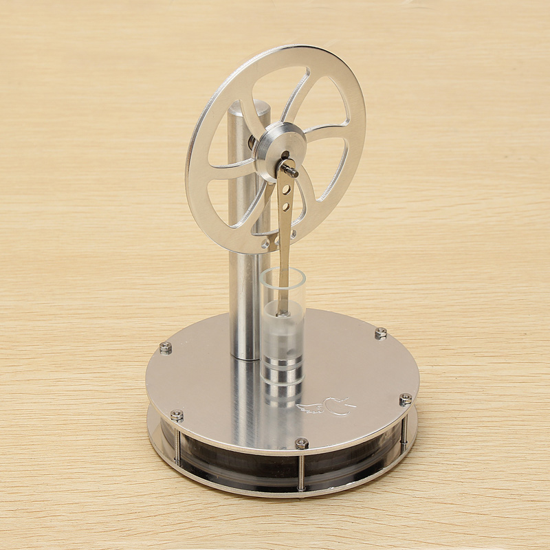 how to build a stirling engine at home