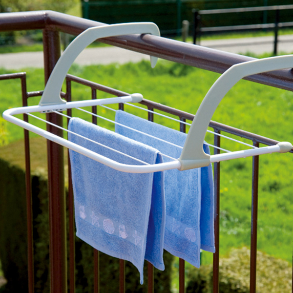 Outdoor Cloth Dryer ~ Multifunction foldable outdoor clothes drying rack