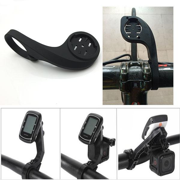 Bicycle Bike Stem GPS Cycling Computer Mount Holder Bracket for Garmin Edge GPS