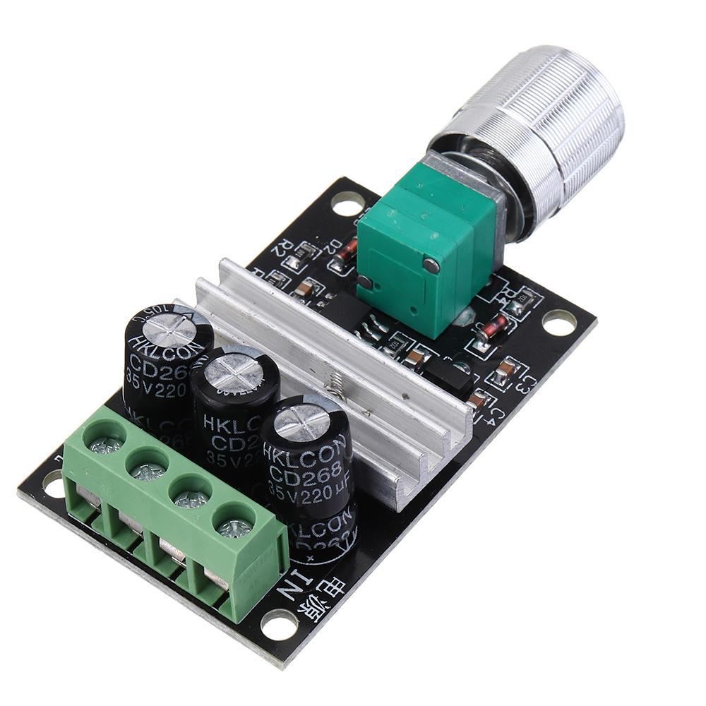 Geekcreit® PWM DC Motor Speed Controller Speed Switch Module 6V/12V/24V/28V 3A 1203B