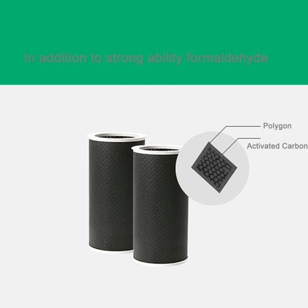 0riginal Xiaomi Replacement Air Filter Element Formaldehyde Removal Edition for Xiaomi Air Purifier 1 & Air Purifier 2