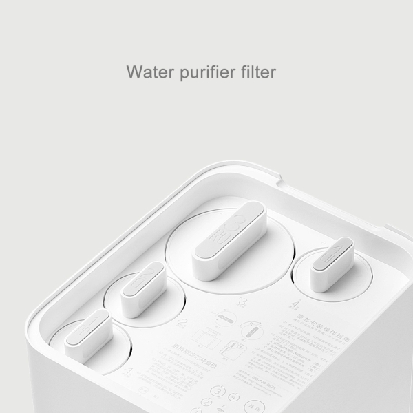0riginal Xiaomi Replacement Front Active Carbon Water Filter Element for Xiaomi Mi Water Purifier Drinking Water Filter (S-CA-3111)