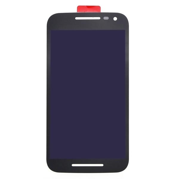 LCD Screen + Touch Screen Digitizer Assembly for Motorola Moto G (3rd gen) (Black)