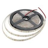 5M 48W DC12V 600 SMD 2835 Waterproof IP65 White/Warm White Tape LED Flexible Strip light
