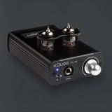 XDuoo TA-02 6J1 x 2 Stereo Vacuum Tube HiFi Headphone Amplifier Class A Buffer Amp