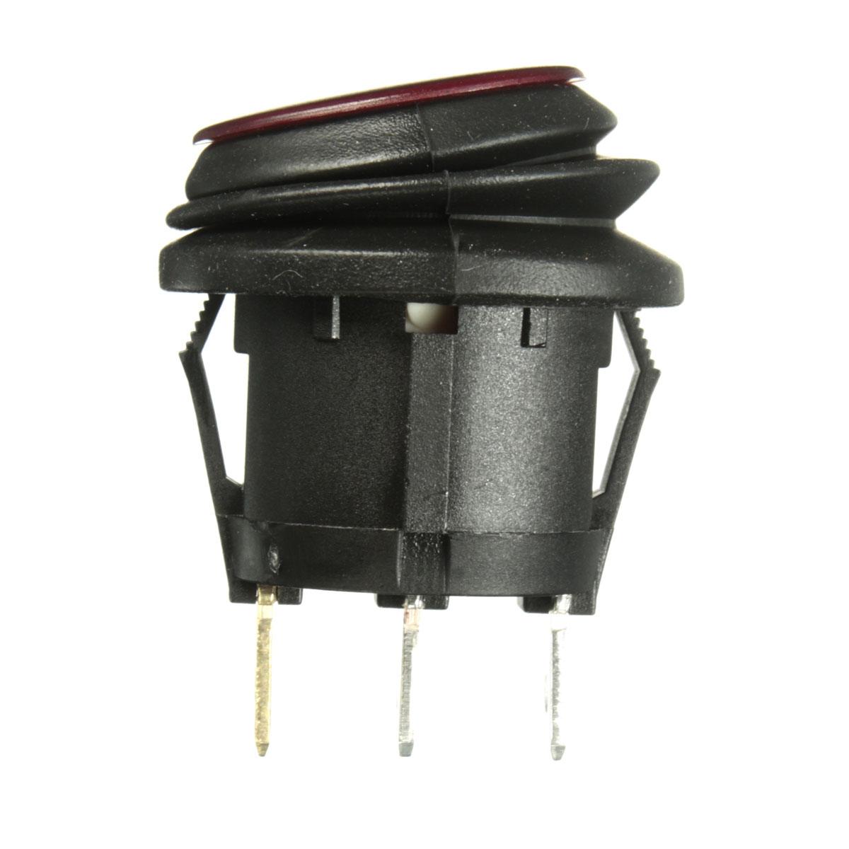 Led Rocker Switch Wiring Diagram 5 Pin Also Universal Fog Light Rocker