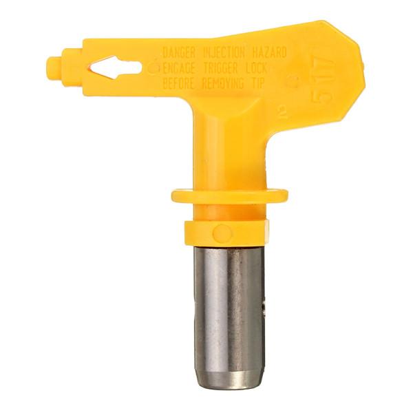 gun tips 5 series 11 35 for wagner atomex graco titan paint spray tip. Black Bedroom Furniture Sets. Home Design Ideas