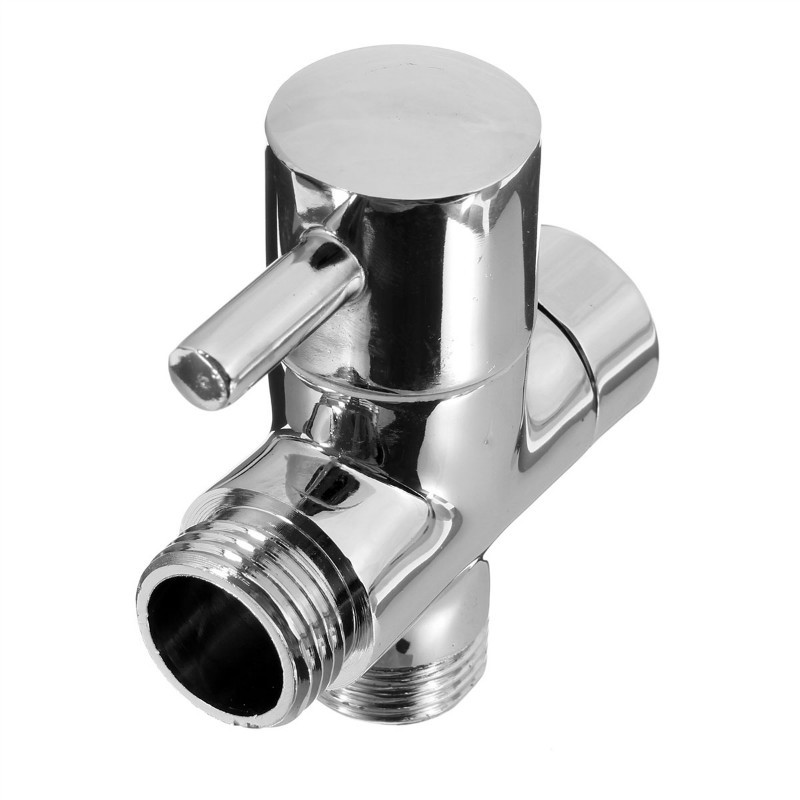 G1 2 Bathroom Angle Valve For Shower Head Water Separator