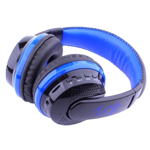 mx666 bluetooth 4 0 stereo headset headphones with mic for. Black Bedroom Furniture Sets. Home Design Ideas