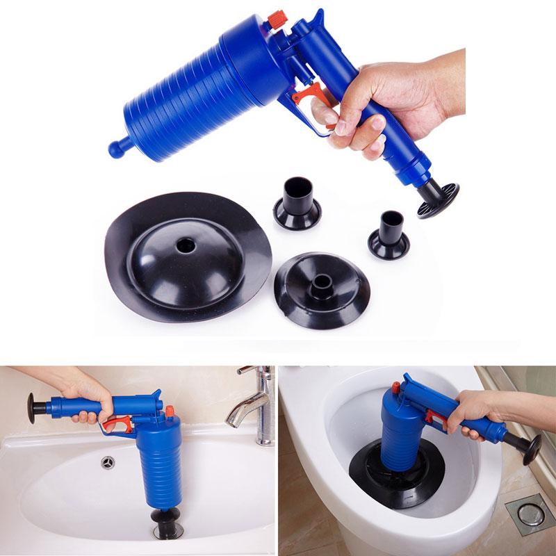 Pressure Pipeline Dredge Device Floor Drain Bathtub Plunger Toilet ...
