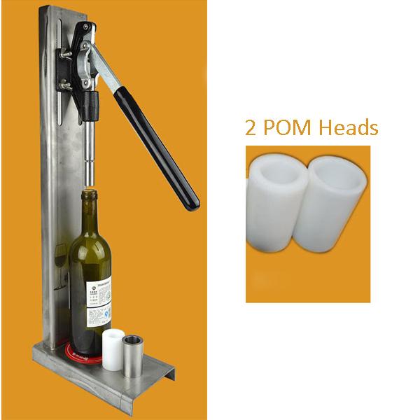 cork machine for wine bottles
