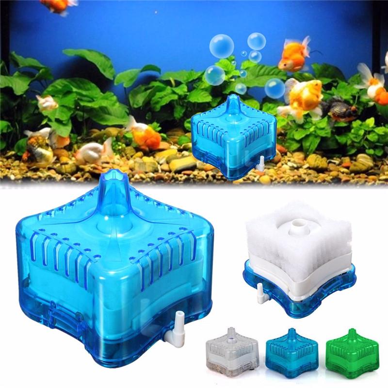 mini aquarium fish tank super pneumatic biochemical activated carbon filter aquarium cleaner. Black Bedroom Furniture Sets. Home Design Ideas