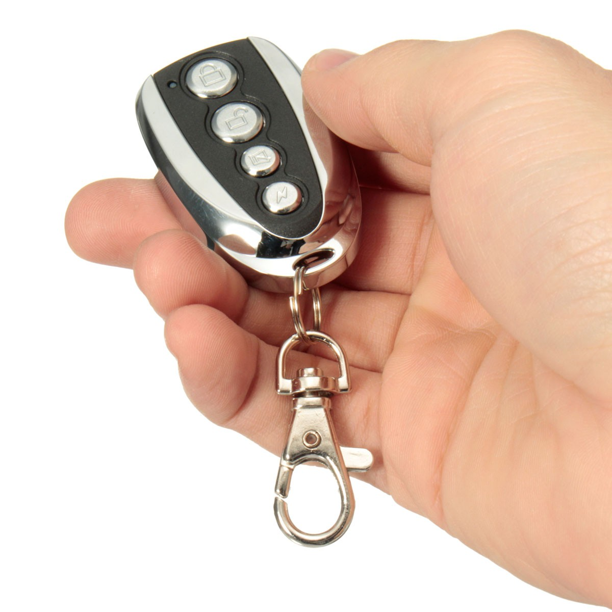 Universal 4 Buttons 433mhz Garage Door Remote Control Key Fob Bft