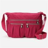 Women Nylon Lightweight Bags Casual Outdoor Waterproof Shoulder Bags Crossbody Bags