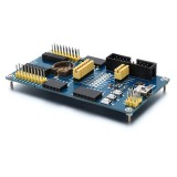 nRF51822 BLE4.0 Bluetooth Development Board 2.4G Wireless Communication Module