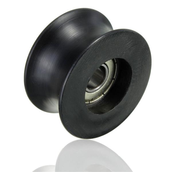 8mm U Groove Ball Bearing 0840UU Groove Guide Pulley Sealed Rail Ball Bearing 8*40*20.7mm