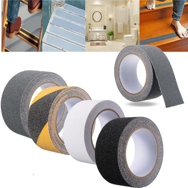 Anti Slip Floor Safety Grooving : Cm m anti slip adhesive stickers floor safety non skid