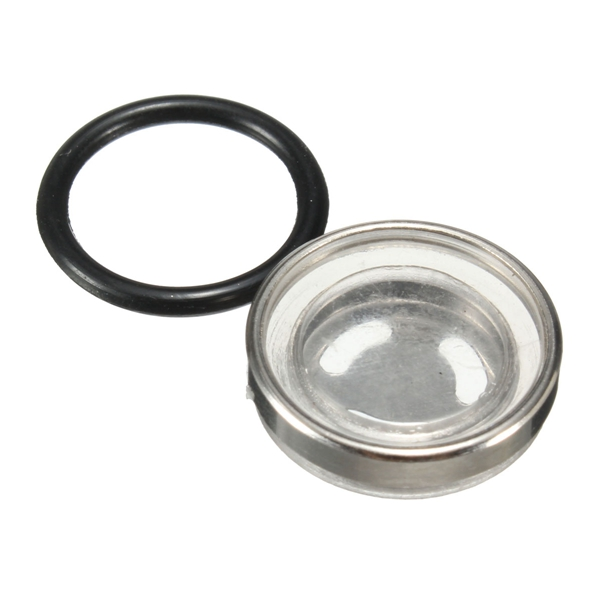 Mm sight mirror gasket for brake master cylinder