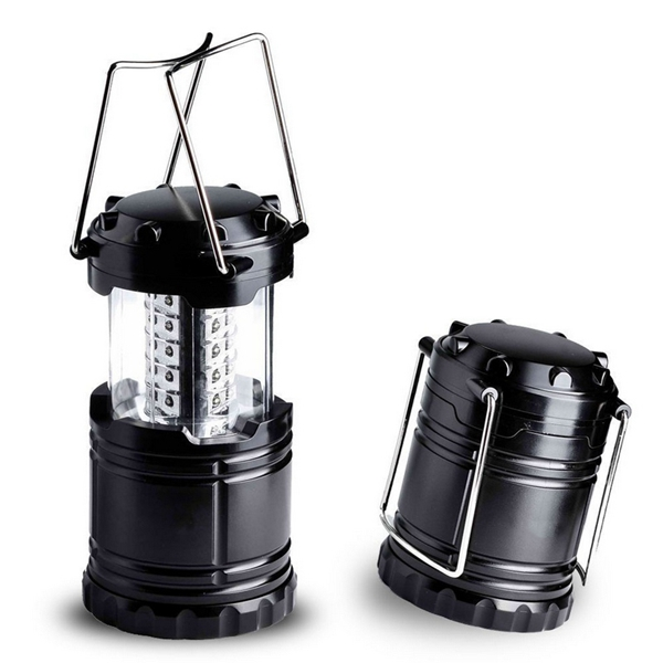 Portable 30 LED Stretchable Lantern Camping Lamp Battery Operated Tent  Hiking Light | Alexnld.com