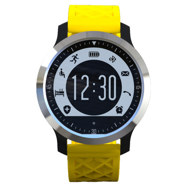 GX-BW153 Smart Bracelet Sleep Heart Rate Monitor IP68 Waterproof Fitness Tracker Sport Watch