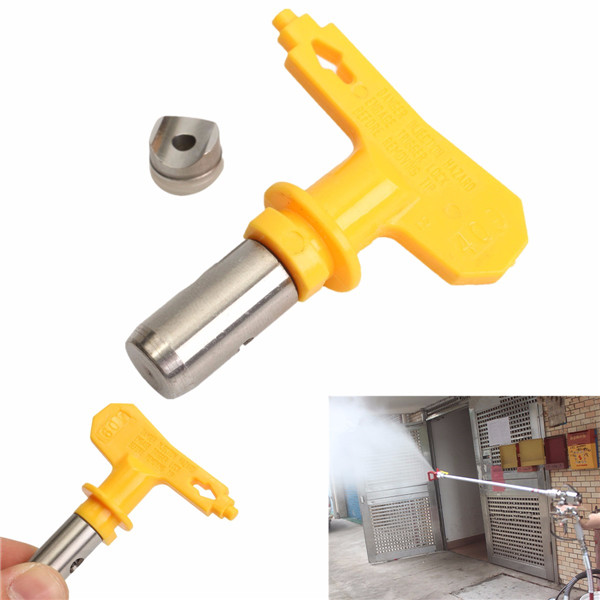 spray gun tips 4 series 09 31 for wagner atomex graco titan paint