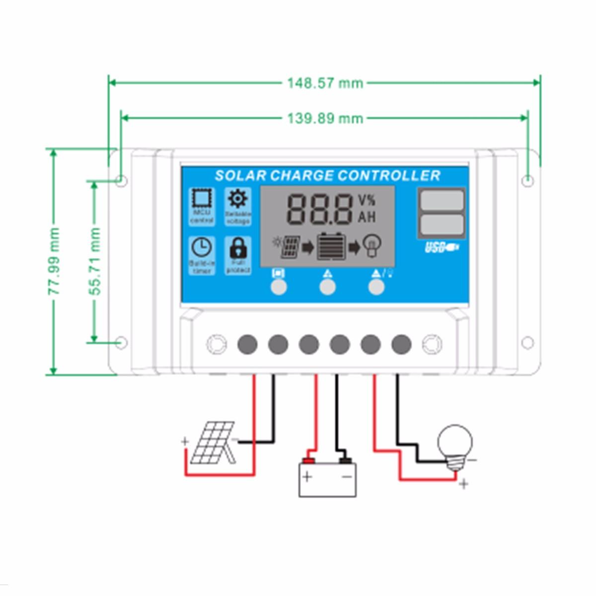 10a 20a 30a Lcd Pwm Solar Panel Charge Controller Battery Regulator Circuit Diagram E8a93aa9 7b8d F59d 0e96 A08e8048d30f