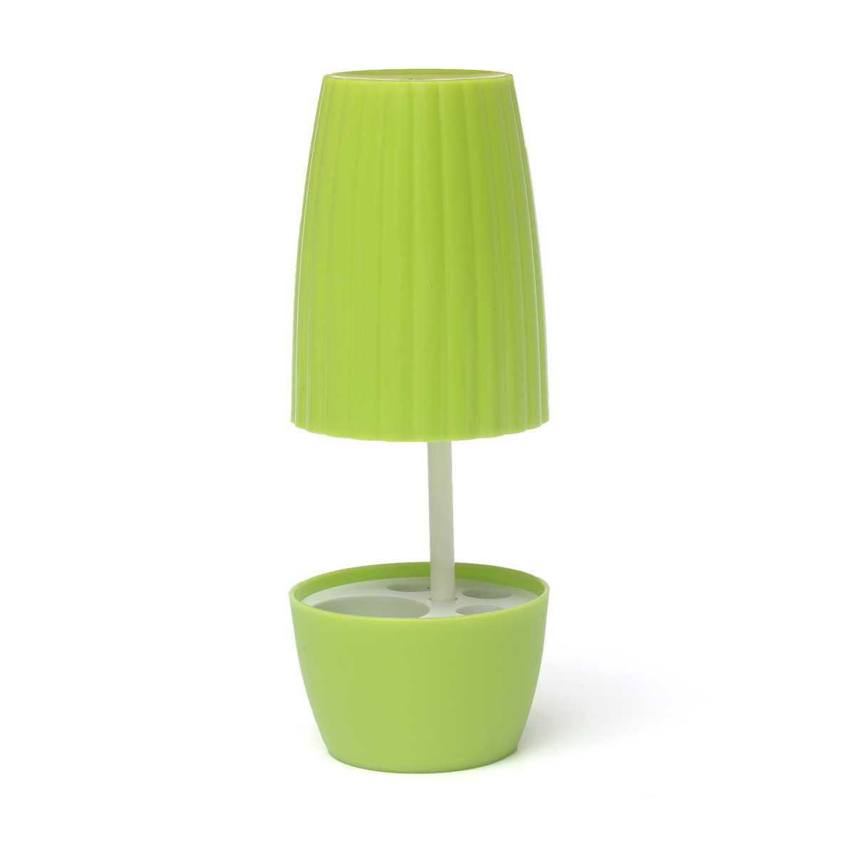 Creative Bonsai Style Table Lamp Shape Toothbrush Cup Toothpaste ...