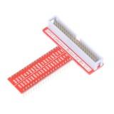 5Pcs 40Pin T Type GPIO Adapter Expansion Board For Raspberry Pi 3/2 Model B/B+/A+/Zero
