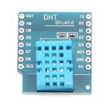 DHT11 Single Bus Digital Temperature Humidity Sensor Shield + D1 Mini NodeMcu Lua WIFI ESP8266 Development Board