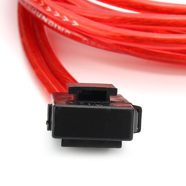 2 5 square wire modified car stereo audio cable power. Black Bedroom Furniture Sets. Home Design Ideas