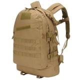 40L Camping Bags Men Outdoor Waterproof Molle Bagpack Military 3D Tactical Women Assault Travel Bag
