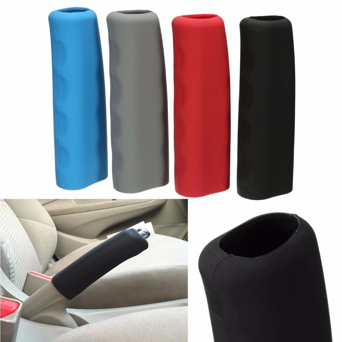 silicone anti slip car interior handbrake brake handle lever cover alex nld. Black Bedroom Furniture Sets. Home Design Ideas