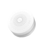 Original Xiaomi Intelligent Multifunctional Gateway Upgraded Version for Xiaomi Smart Home Suite Devices, Support Android 4.0 and IOS 7.0 Above (White)