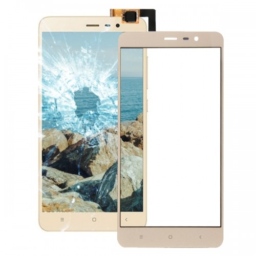 Xiaomi Redmi Note 3 Touch Screen Digitizer Assembly (Gold ...