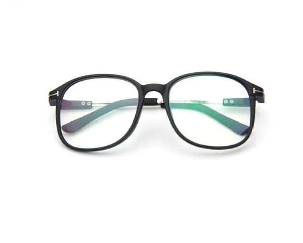 Retro Full Frame Optical Glasses (Black Sand) Alex NLD